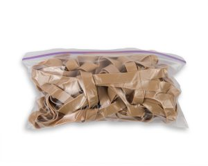 76 rubber bands