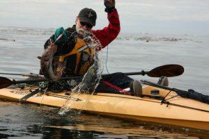 WaayCool kayak handline